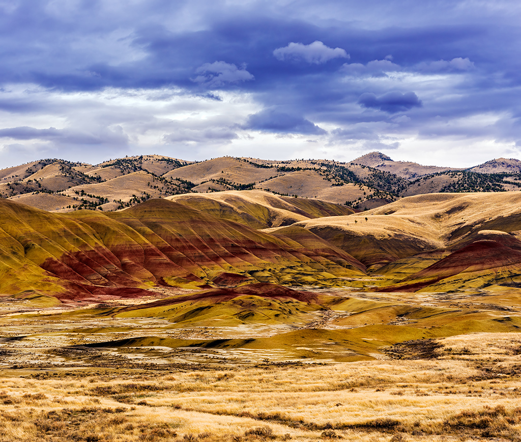Painted Hills Unit - John Day Fossil Beds